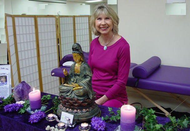 Carolyn Tuttle - Cape Cod Reiki Master